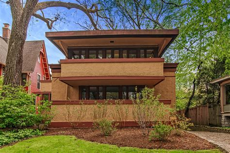 frank lloyd wright style homes for sale 5 frank lloyd wright houses for sale