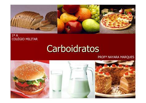 proteinas e carboidratos carboidratos