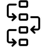 workflow icon png workflow icons noun project