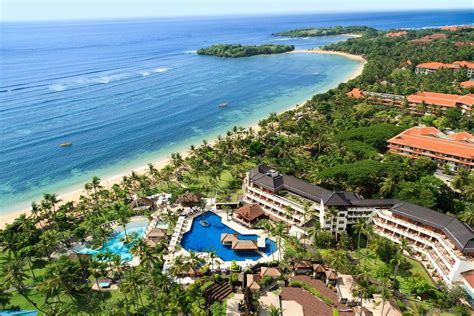 nusa dua nusa dua hotel spa indonesia booking