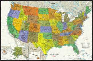 world map of usa