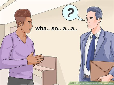 test parkinson how to test for parkinson s disease with pictures wikihow