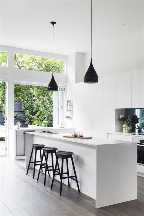 black and white kitchen 40 beautiful black white kitchen designs