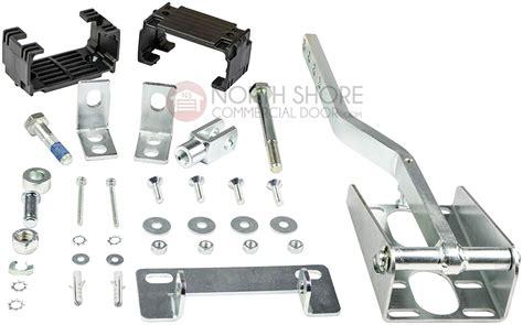 sommer garage door opener side mount kit
