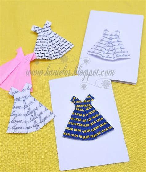 tutorial origami wedding dress origami dress tutorial scrapbooking pinterest