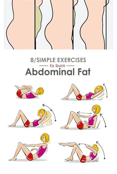 8 simple exercises to reduce lower belly page 3 18aims bod belly
