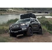 Ford Everest Car Or Off Roader  4X4 Australia