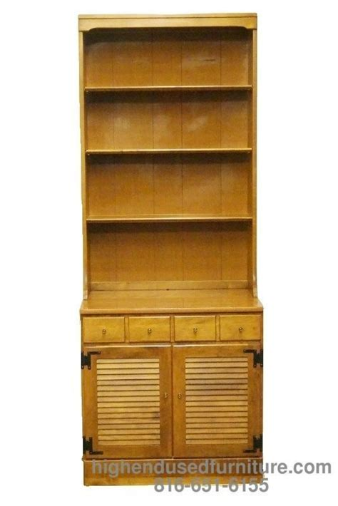 Ideas For Maple Bookcase Design 23 Best Images About Ethan Allen Family Rooms On Base Cabinets Vintage And Bookcases