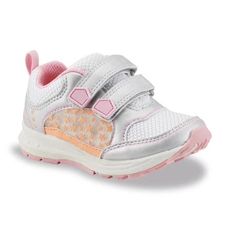 toddler light up shoes s toddler s brady silver pink orange light up