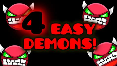 The Easy Way To Be A Dashing 2 by Geometry Dash 4 Easy Demons Easy 40