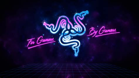 Razer Vice City 2.0 Chrome Theme   ThemeBeta