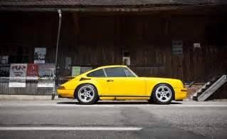 Porsche Yellowbird 1987 Ruf Ctr Yellowbird 911 Turbo Photo