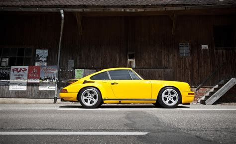 Porsche Yellow Bird by 1987 Ruf Ctr Yellowbird 911 Turbo Photo