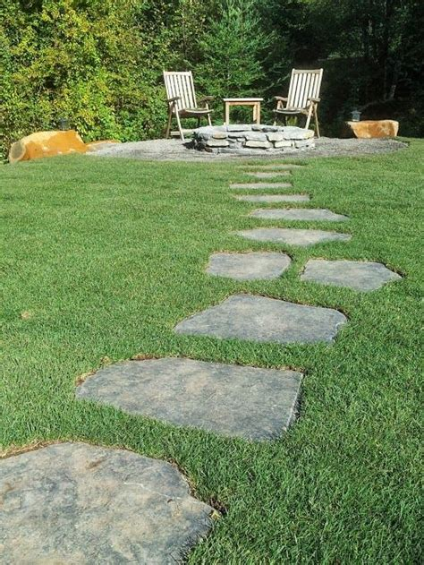the 25 best flagstone path ideas on pinterest how to lay flagstone flagstone walkway and