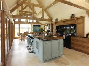 Kitchen Border Ideas Extensions Border Oak Oak Framed Houses Oak Framed