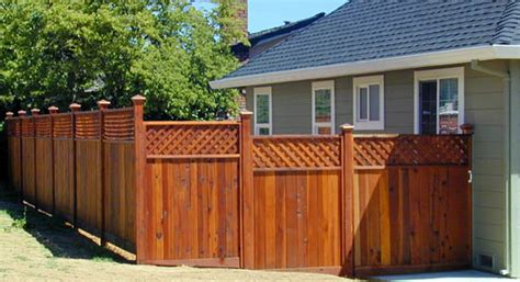 redwood fence panels at the online lumber store fence