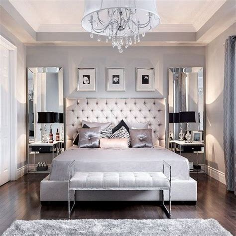 How To Make A Mirrored Nightstand Diy 25 Best Ideas About Luxurious Bedrooms On Pinterest