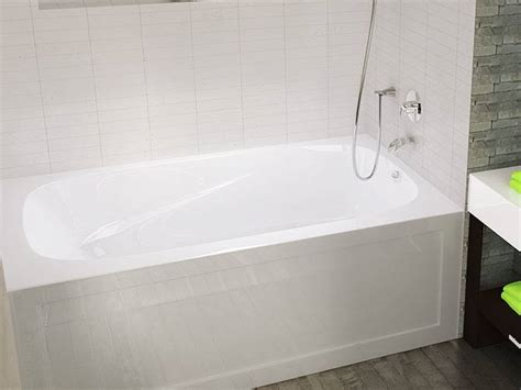 mirolin bathtubs mirolin phoenix bathtub roman bath