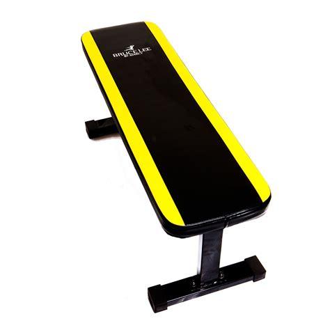 marcy flat bench marcy bruce lee signature flat bench sweatband com