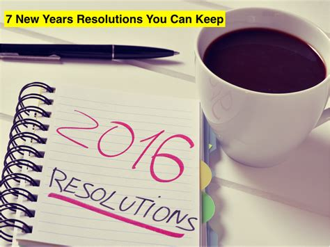 7 New Years Resolutions I Now To Keep by Personal Fitness Personal In Highbury And