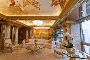 Donald Trumps Home by Inside Donald And Melania Trump S Manhattan Apartment