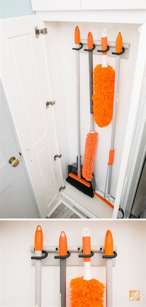 Storage Cabinets For Mops And Brooms by 17 Best Ideas About Mops And Brooms On Broom