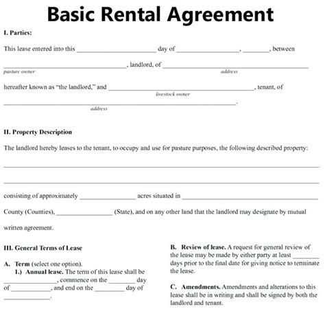 product rental agreement template stunning product rental agreement template contemporary