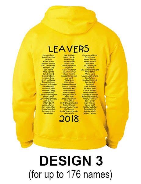 hoodie design for college leavers hoodies zip up hoodies and sweatshirts 2018