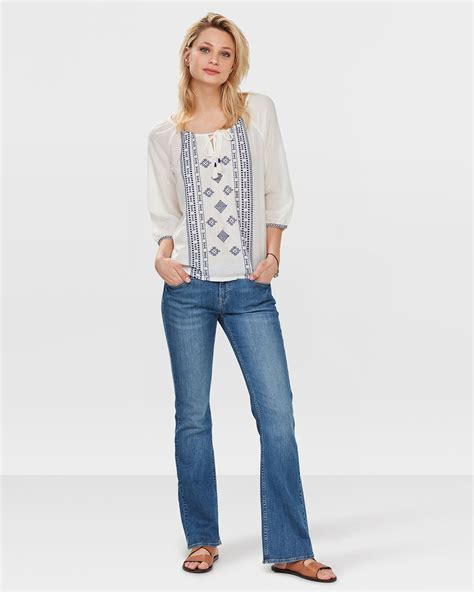 Blouse Embriodery Import 2 embroidery blouse 79218481 we fashion