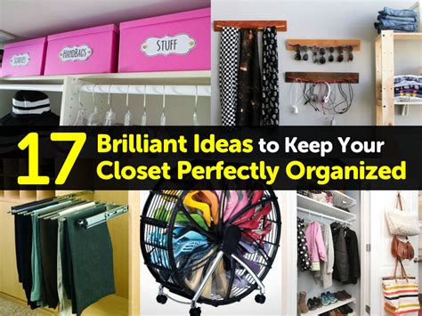 How To Keep Your Closet Organized by 21 How To Keep Your Closet Organized Ideas Kaf Mobile Homes 44534