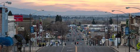 Glass Bar Top City Of Susanville California