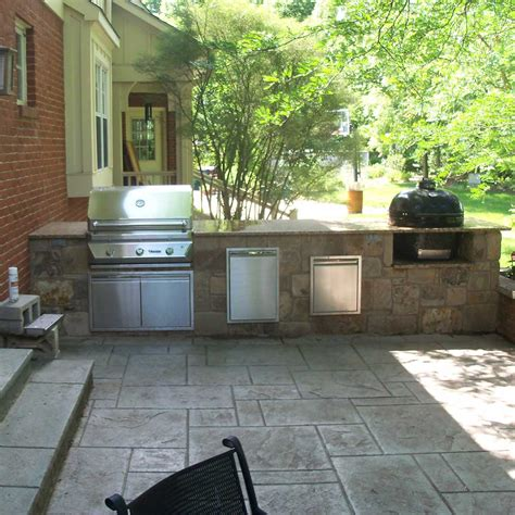 custom outdoor kitchens bpi custom outdoor living spaces