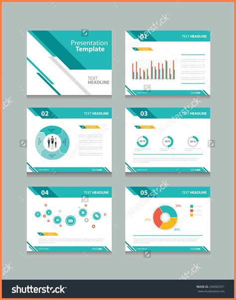 8 Company Powerpoint Template Company Letterhead Powerpoint Templates Business Presentation