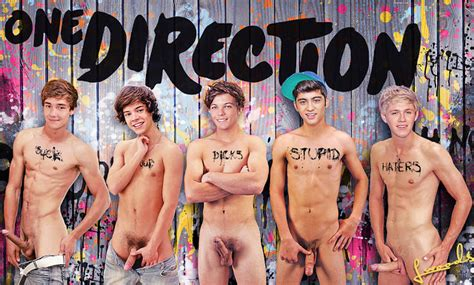 Amazing Fakes Naked One Direction Go See Geo