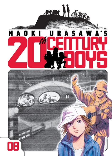 20th century boys 1 20th century boys vol 08 by naoki urasawa with the cooperation of takashi nagasaki english
