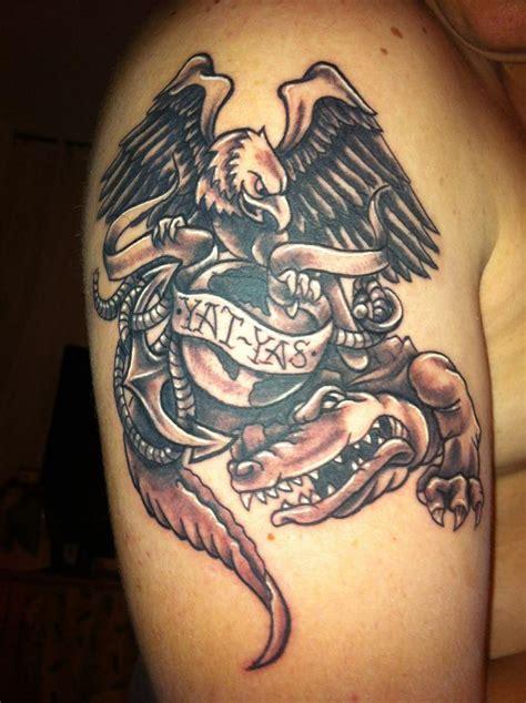 marine corp tattoo designs yatyas marine corps tattoos