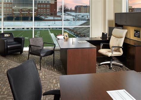 Lindenwood Business Office by Industries National Office Furniture
