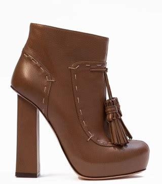 8 Fabulous Boots by 5 8 Fabulous Brown Pollini Boots And Booties Shoes