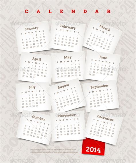 free decorative calendar templates 187 tinkytyler org