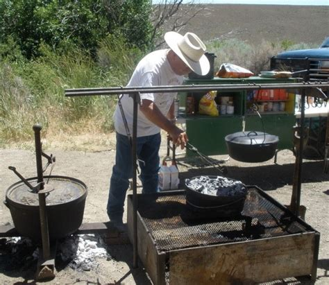 outdoor cooking cowboy cooking 171 heritage and trail cooking