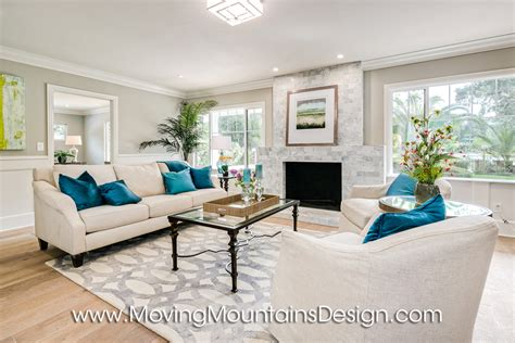 bedroom and living room in one space arcadia home staging gorgeous top to bottom remodeled home