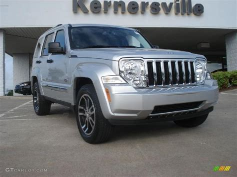 2011 Jeep Liberty Colors 2011 Bright Silver Metallic Jeep Liberty Limited 70th