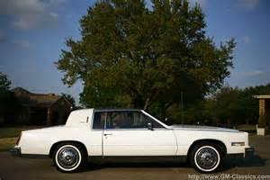 85 Cadillac Eldorado Biarritz Cadillac Eldorado 85