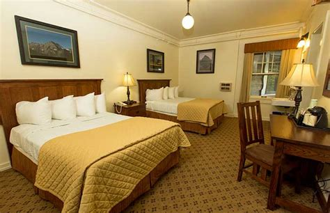 Many Rooms by Many Glacier Hotel Glacier National Park Mt Glacier