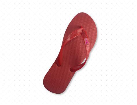 ribbon flat ribbon flat wholesale awareness flip flops