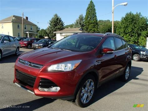 Sunset Ford by 2014 Sunset Ford Escape Titanium 2 0l Ecoboost 4wd