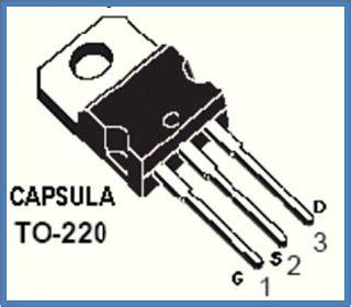 transistor fet numeracion 16 mosfet conocimientos ve probador de transistores mos fet