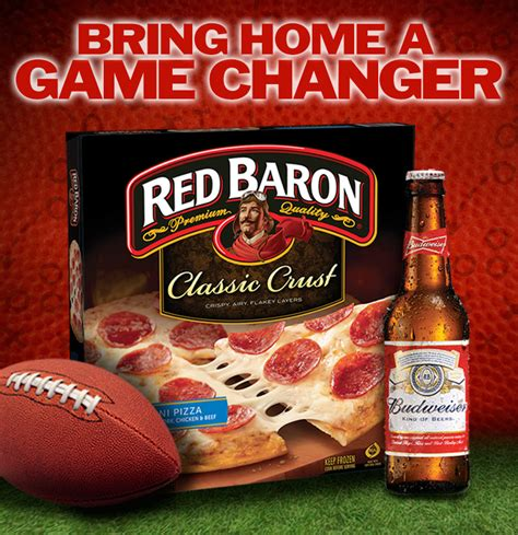 Red Baron Sweepstakes - video red baron big game discounts and sweepstakes dancing hotdogs