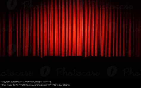 vorhang theater roter vorhang mpower ein lizenzfreies stock foto zum