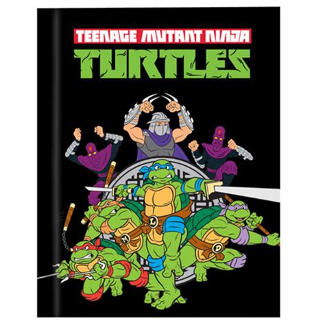 totally awesome the greatest of the eighties books mutant turtles hardcover journal book